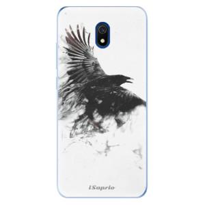 Odolné silikonové pouzdro iSaprio - Dark Bird 01 na mobil Xiaomi Redmi 8A