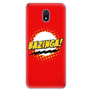 Odolné silikonové pouzdro iSaprio - Bazinga 01 na mobil Xiaomi Redmi 8A
