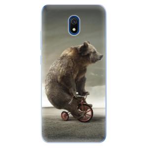 Odolné silikonové pouzdro iSaprio - Bear 01 na mobil Xiaomi Redmi 8A