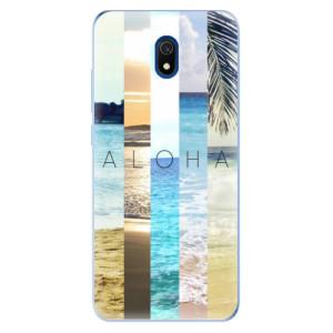 Odolné silikonové pouzdro iSaprio - Aloha 02 na mobil Xiaomi Redmi 8A
