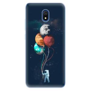 Odolné silikonové pouzdro iSaprio - Balloons 02 na mobil Xiaomi Redmi 8A