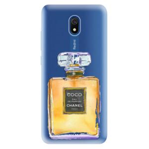 Odolné silikonové pouzdro iSaprio - Chanel Gold na mobil Xiaomi Redmi 8A