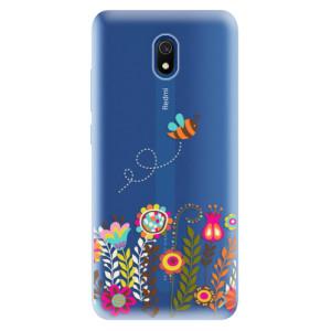 Odolné silikonové pouzdro iSaprio - Bee 01 na mobil Xiaomi Redmi 8A