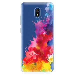 Odolné silikonové pouzdro iSaprio - Color Splash 01 na mobil Xiaomi Redmi 8A