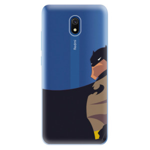 Odolné silikonové pouzdro iSaprio - BaT Comics na mobil Xiaomi Redmi 8A