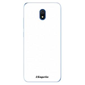 Odolné silikonové pouzdro iSaprio - 4Pure - bílé na mobil Xiaomi Redmi 8A