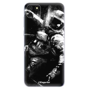 Odolné silikonové pouzdro iSaprio - Astronaut 02 na mobil Huawei Y5p / Honor 9S