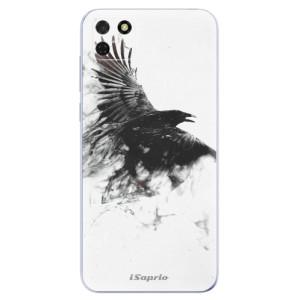 Odolné silikonové pouzdro iSaprio - Dark Bird 01 na mobil Huawei Y5p / Honor 9S