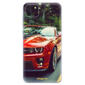 Odolné silikonové pouzdro iSaprio - Chevrolet 02 na mobil Huawei Y5p / Honor 9S
