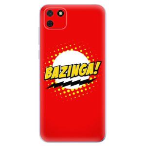 Odolné silikonové pouzdro iSaprio - Bazinga 01 na mobil Huawei Y5p / Honor 9S