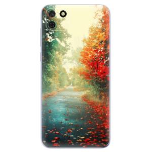 Odolné silikonové pouzdro iSaprio - Autumn 03 na mobil Huawei Y5p / Honor 9S