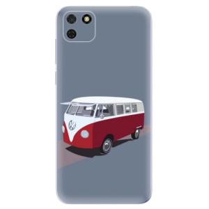 Odolné silikonové pouzdro iSaprio - VW Bus na mobil Huawei Y5p / Honor 9S