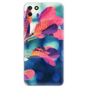 Odolné silikonové pouzdro iSaprio - Autumn 01 na mobil Huawei Y5p / Honor 9S