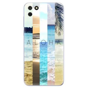Odolné silikonové pouzdro iSaprio - Aloha 02 na mobil Huawei Y5p / Honor 9S