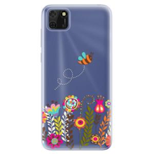 Odolné silikonové pouzdro iSaprio - Bee 01 na mobil Huawei Y5p / Honor 9S