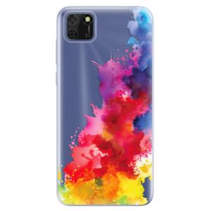 Odolné silikonové pouzdro iSaprio - Color Splash 01 na mobil Huawei Y5p / Honor 9S
