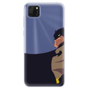 Odolné silikonové pouzdro iSaprio - BaT Comics na mobil Huawei Y5p / Honor 9S