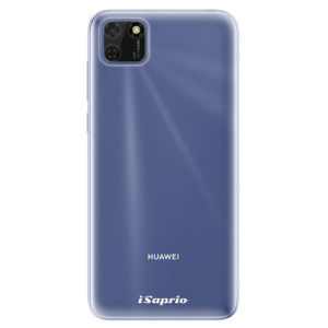 Odolné silikonové pouzdro iSaprio - 4Pure - čiré bez potisku na mobil Huawei Y5p / Honor 9S