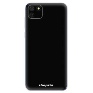 Odolné silikonové pouzdro iSaprio - 4Pure - černé na mobil Huawei Y5p / Honor 9S