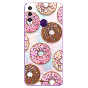 Odolné silikonové pouzdro iSaprio - Donuts 11 na mobil Huawei Y6p