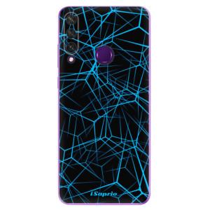 Odolné silikonové pouzdro iSaprio - Abstract Outlines 12 na mobil Huawei Y6p