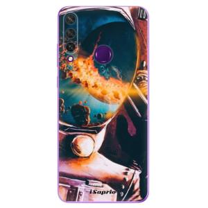 Odolné silikonové pouzdro iSaprio - Astronaut 01 na mobil Huawei Y6p