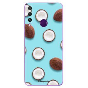 Odolné silikonové pouzdro iSaprio - Coconut 01 na mobil Huawei Y6p