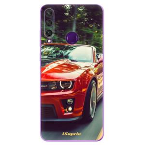Odolné silikonové pouzdro iSaprio - Chevrolet 02 na mobil Huawei Y6p