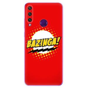 Odolné silikonové pouzdro iSaprio - Bazinga 01 na mobil Huawei Y6p