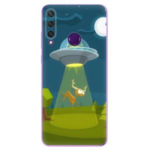 Odolné silikonové pouzdro iSaprio - Alien 01 na mobil Huawei Y6p