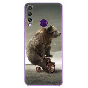 Odolné silikonové pouzdro iSaprio - Bear 01 na mobil Huawei Y6p