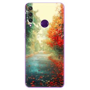 Odolné silikonové pouzdro iSaprio - Autumn 03 na mobil Huawei Y6p