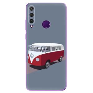 Odolné silikonové pouzdro iSaprio - VW Bus na mobil Huawei Y6p