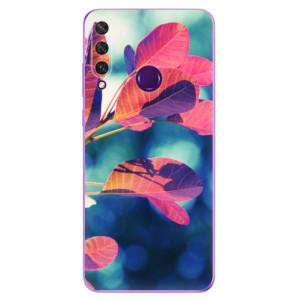 Odolné silikonové pouzdro iSaprio - Autumn 01 na mobil Huawei Y6p
