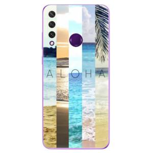 Odolné silikonové pouzdro iSaprio - Aloha 02 na mobil Huawei Y6p