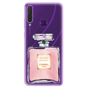 Odolné silikonové pouzdro iSaprio - Chanel Rose na mobil Huawei Y6p