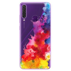 Odolné silikonové pouzdro iSaprio - Color Splash 01 na mobil Huawei Y6p