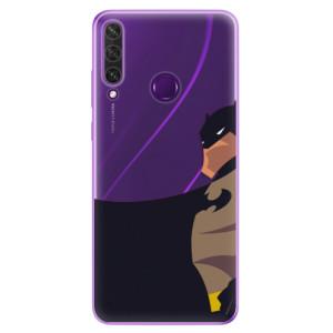 Odolné silikonové pouzdro iSaprio - BaT Comics na mobil Huawei Y6p