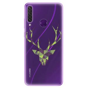 Odolné silikonové pouzdro iSaprio - Deer Green na mobil Huawei Y6p