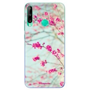 Odolné silikonové pouzdro iSaprio - Blossom 01 na mobil Huawei P40 Lite E
