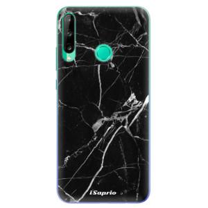 Odolné silikonové pouzdro iSaprio - Black Marble 18 na mobil Huawei P40 Lite E