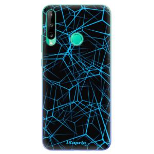 Odolné silikonové pouzdro iSaprio - Abstract Outlines 12 na mobil Huawei P40 Lite E