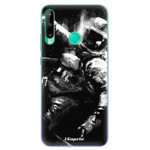 Odolné silikonové pouzdro iSaprio - Astronaut 02 na mobil Huawei P40 Lite E