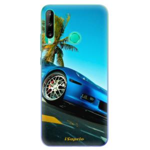 Odolné silikonové pouzdro iSaprio - Car 10 na mobil Huawei P40 Lite E