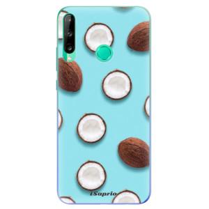Odolné silikonové pouzdro iSaprio - Coconut 01 na mobil Huawei P40 Lite E