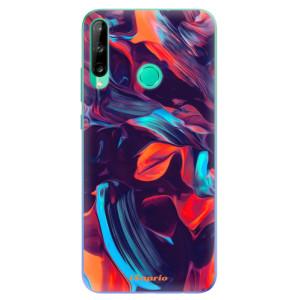 Odolné silikonové pouzdro iSaprio - Color Marble 19 na mobil Huawei P40 Lite E