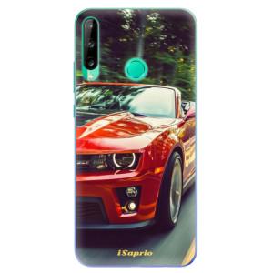 Odolné silikonové pouzdro iSaprio - Chevrolet 02 na mobil Huawei P40 Lite E