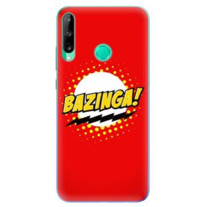 Odolné silikonové pouzdro iSaprio - Bazinga 01 na mobil Huawei P40 Lite E