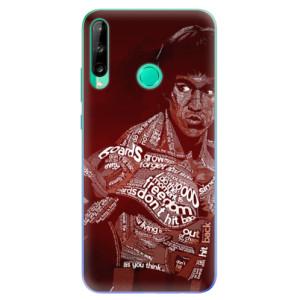 Odolné silikonové pouzdro iSaprio - Bruce Lee na mobil Huawei P40 Lite E