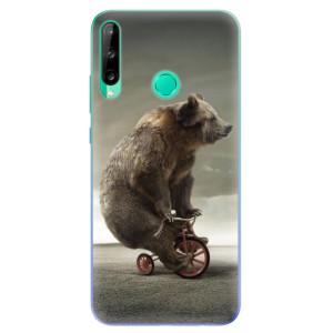 Odolné silikonové pouzdro iSaprio - Bear 01 na mobil Huawei P40 Lite E